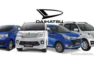 Daftar Harga Mobil Daihatsu di Kota Batam 2017