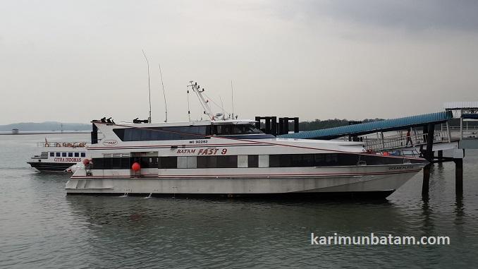 Jadwal Kapal Ferry Batam Singapura dengan Batam Fast Ferry