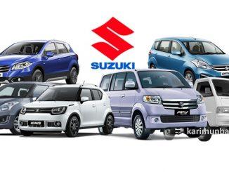 Daftar harga mobil Suzuki di Kota Batam