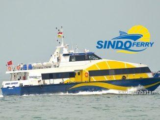 Jadwal Kapal Sindo Ferry Batam-Singapura