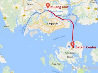 Jadwal Kapal Ferry Batam Malaysia dengan Consortium Ferry (Indomas, Citra, Pintas Samudera)