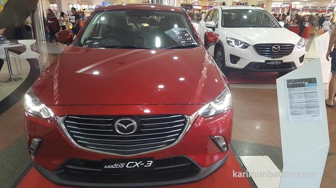 Daftar Harga Mobil Mazda di Kota Batam