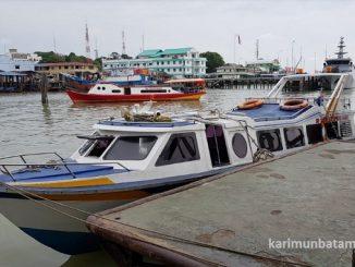Jadwal Kapal Balai Karimun–Buru Karimun dengan SB. Satria Express