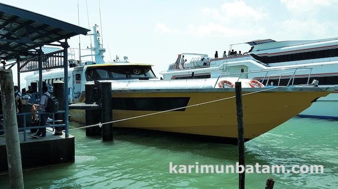 Jadwal Kapal Laut Tanjung Balai Karimun–Kukup Malaysia