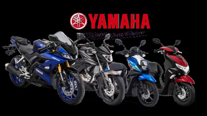 Daftar Harga Sepeda Motor Yamaha di Kota Batam