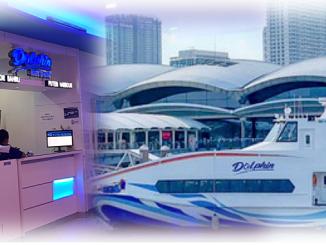 Jadwal Kapal Ferry Dolphin (Batam Center - Puteri Harbour Malaysia)